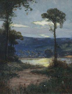 HAMILTON MARLATT (AMERICAN, 1867-1929).