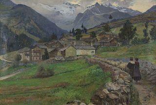GIUSEPPE GRASSIS (ITALIAN, 1870-1949).