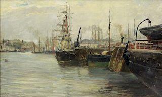 CHARLES JAMES LAUDER (ENGLISH, 1840-1920).