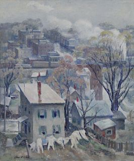 EDMUND FRANKLIN WARD (AMERICAN, 1892-1991).