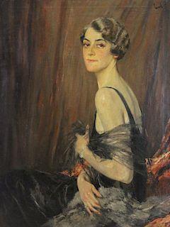 EDWARD CUCUEL (AMERICAN, 1875-1954).