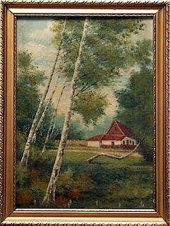 Artist Unknown (B... Bosa?),   Austrian-Hungarian ?