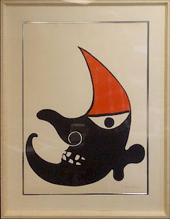 Calder, Alexander,    American 1898-1976
