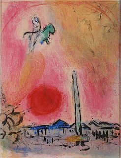 Chagall, Marc,   Russian/ French 1887-1985