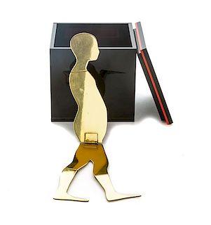 Ernest Trova, (American, 1929-2009), Folding Man, 1928