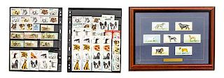 * A Collection of Stamps, Post Cards and Ephemera depicting Various Dog Breeds