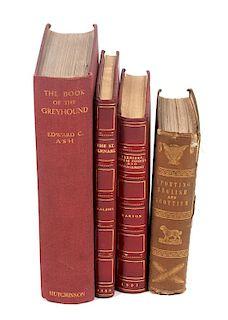 * Ten Reference Books regarding Various Breeds of Dog