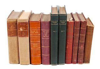 * Ten Reference Books regarding Dogs