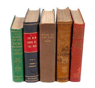 * Twelve Reference Books regarding Dogs