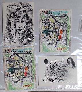 Chagall,  Marc,   Russian/French 1887-1985