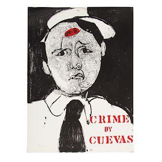 """Jose Luis Cuevas. """"Crime by Cuevas"""""""