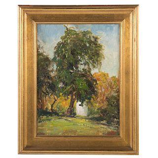 Robert Nisbet. Landscape