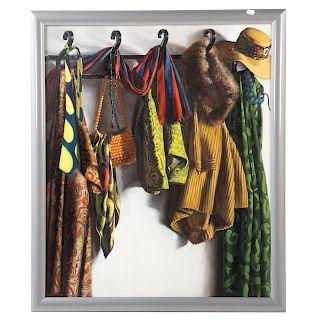 Douglas Hofmann. The Coat Rack