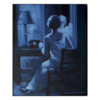 Sarah Stifler Lucas Painting