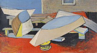 Carl Ashby (New York, New Mexico, 1914 - 2004)