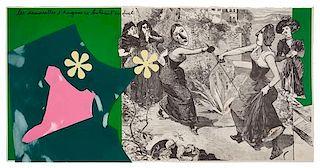 * BAJ, Enrico (1924-2003). La Cravate ne vaut pas une médaille. Geneva and Milan: Jean Petit, 1972.