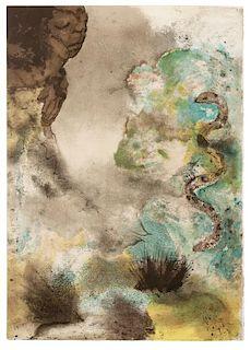 FINI, Leonor (1908-1995), Illustrator. -- SHAKESPEARE, William (1564-1616). La Tempête. Paris: Trinckvel, 1965.