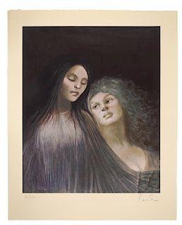 FINI, Leonor (1907-1996). Carmilla. New York: Alsparack, 1983.