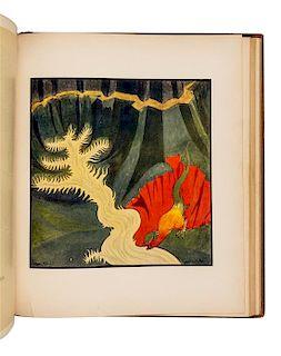 SZUKALSKI, Stanislaw. The Work of Szukalski. Chicago: Covici-McGee: 1923.