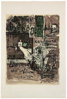 VUILLARD, Edouard (1868-1940). Dix-Neuf Lithographies en Couleurs. Boston: Book and Art Shop, [1964].