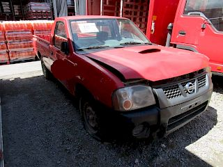 Pick up Nissan NP300 2007