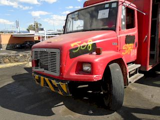 Chasis cabina Freightliner FL70 2003