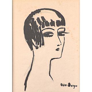 Kees van Dongen (Dutch/French, 1877-1968)