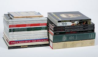 Collection of 34 Art Books