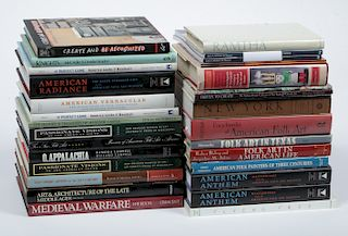 Collection of 28 Art Books