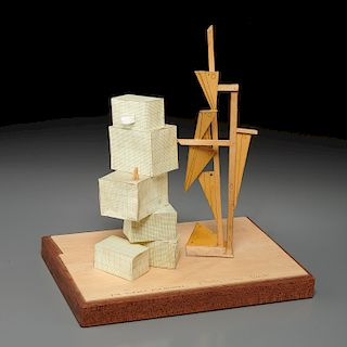 Ronald Jones, sculpture
