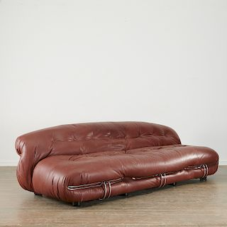 Afra and Tobia Scarpa, Soriana sofa