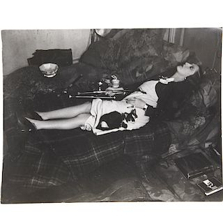 Brassai, photograph, 1931