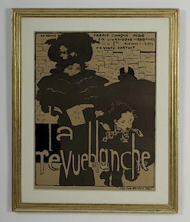Pierre Bonnard, Fr, La revue blanche,1894