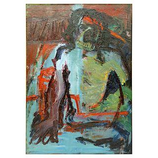Frank Helmut Auerbach O/C