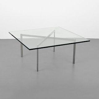 "Mies van der Rohe ""Barcelona"" Coffee Table"