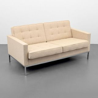 Florence Knoll Loveseat/Sofa