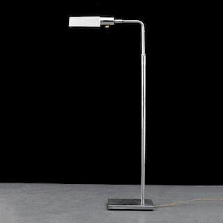 Koch & Lowy Adjustable Floor Lamp