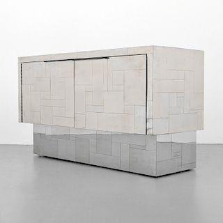 """Paul Evans """"Cityscape"""" Cabinet"""