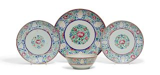 Chinese Export porcelain for the Islamic market