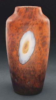 Daum Intercalaire Vase.