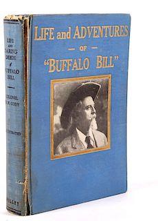 Life & Adventures of Buffalo Bill 1927 Edition