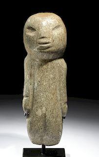 Guerrero Mezcala Greenstone Anthropomorphic Axe God