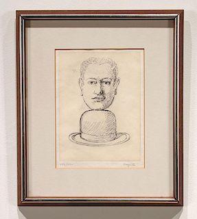 Magritte,    Renee ,    Belgian, 1898-1967