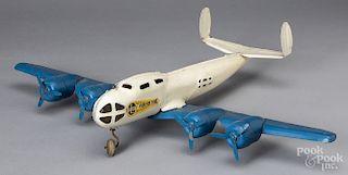 Buddy L pressed steel Transport Plane