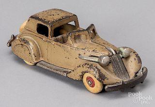 Hubley cast iron Studebaker Town Car