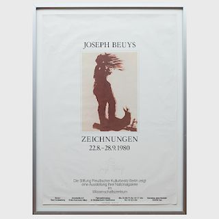 Joseph Beuys (1921-1986): Joseph Beuys, Zeichnungen