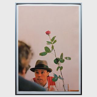 Joseph Beuys (1921-1986): We Won't Do It Without the Rose