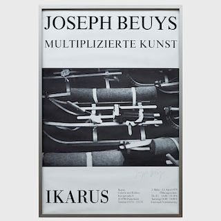 Joseph Beuys (1921-1986): Joseph Beuys, Multiplizierte Kunst