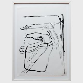 Joseph Beuys (1921-1986): Untitled, from Trace I