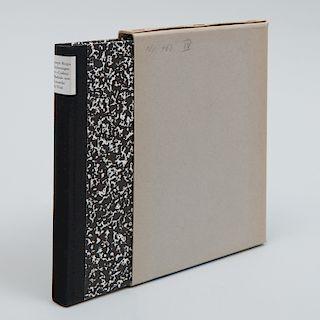 Joseph Beuys (1921-1986): Drawings for Codices Madrid by Leonardo da Vinci